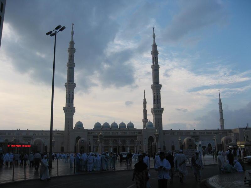 Gambargambar menarik sekitar Mekah dan Madinah