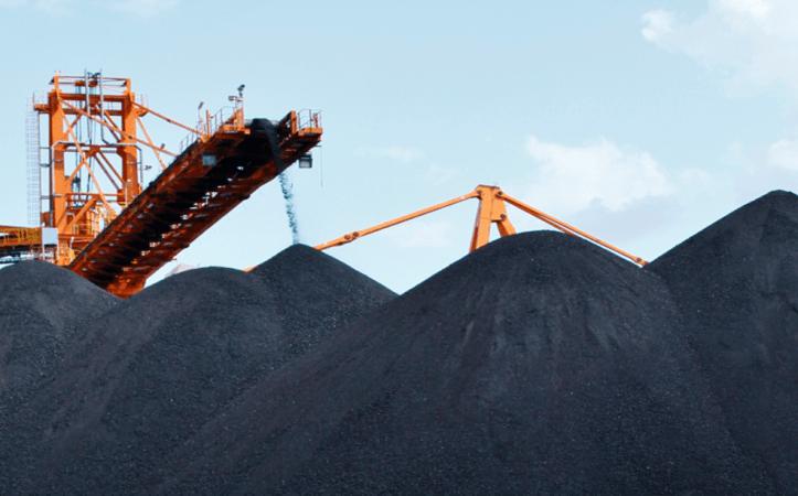 Moatize Mine, largest coal mine in Mozambique