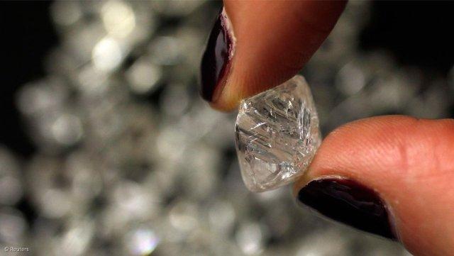 Angolan diamonds