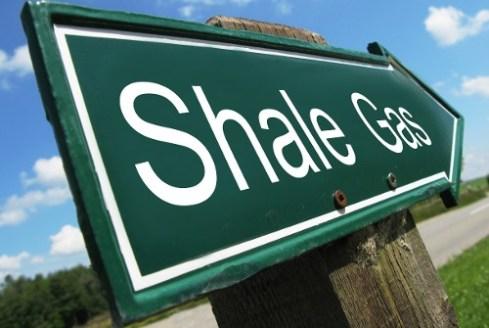 shale gas race