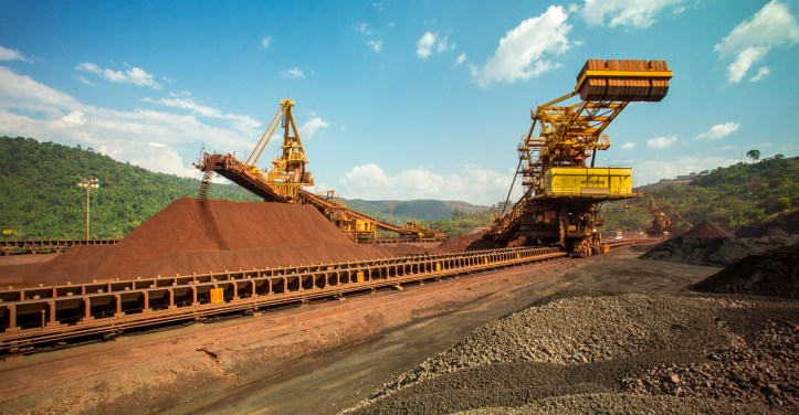 Brazilian Vale Carajás Mine
