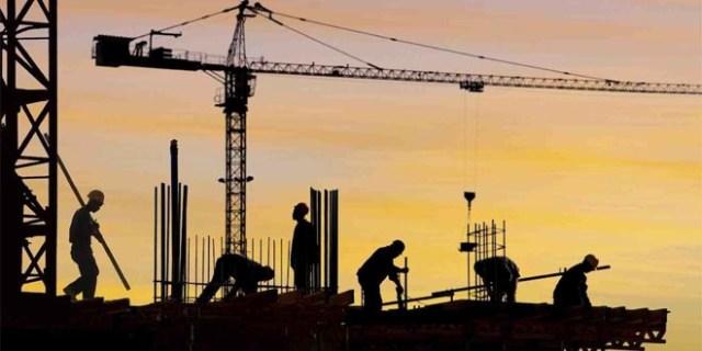 Civil Construction works underway