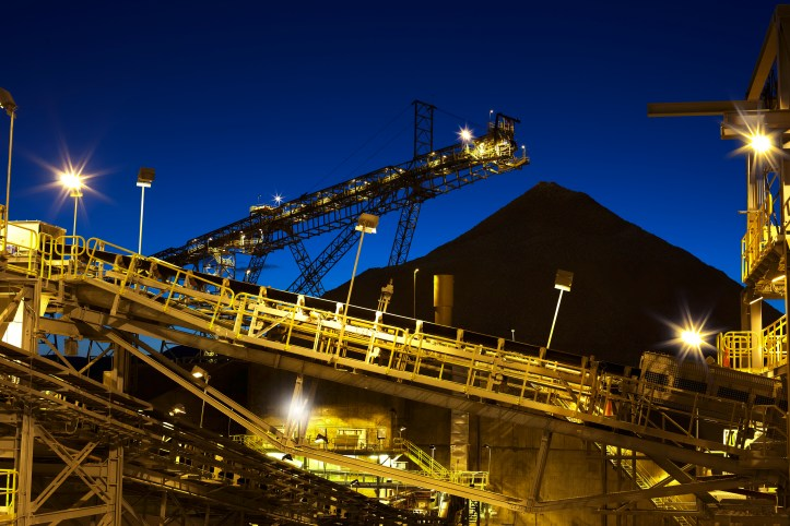 Copper mine with complete electrification and automation system delivered by ABB