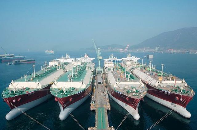 Japan continues to import record LNG volumes