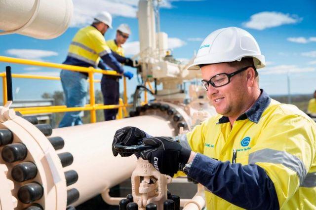 Santos Pipeline first gas