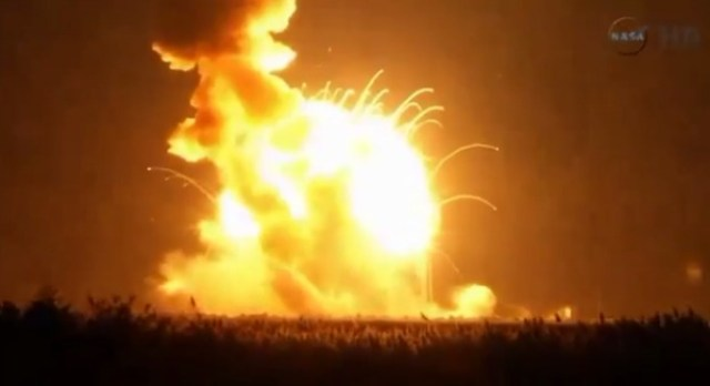 Space Mining Faces Setback After Rocket Explosion