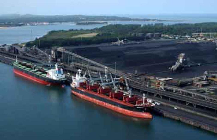 Richards Bay Coal Terminal