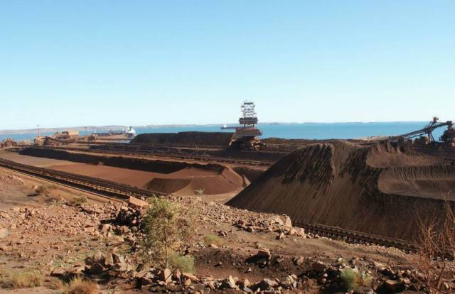 Australian iron-ore over-production...Chinese producers shrug off threat