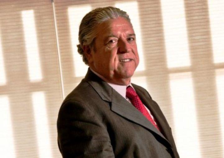Departing Vale Ferrous and strategies executive director Jose Carlos Martins