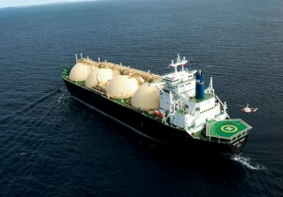 December spot LNG prices in Asia drop