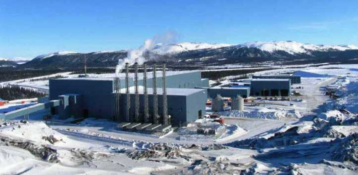 Revenue from Voisey's Bay could rise as the Long Harbour processing plant starts to ramp up to capacity