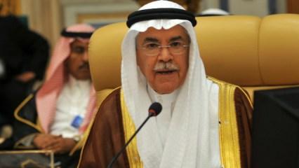 Arabi Saudi Oil Minister Ali Ibrahim al-Naimi