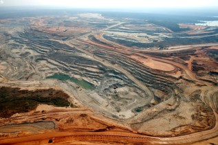Lumwana, located in Zambia's Northwestern Province. (Image courtesy of Barrick Gold)