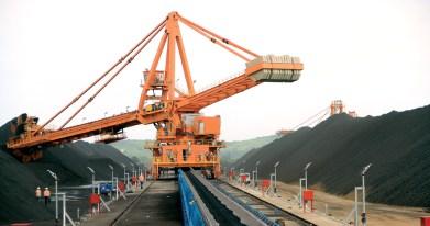 Moatize Coal Mine - Vale Mozambique