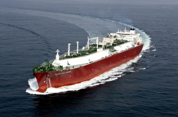 China raises imports of Nigerian LNG