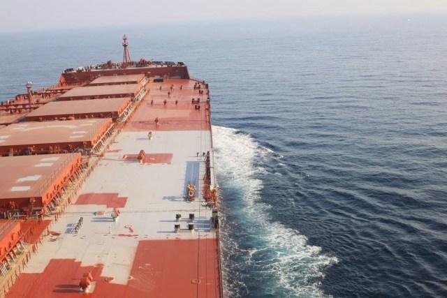 Vale Brasil mega ship