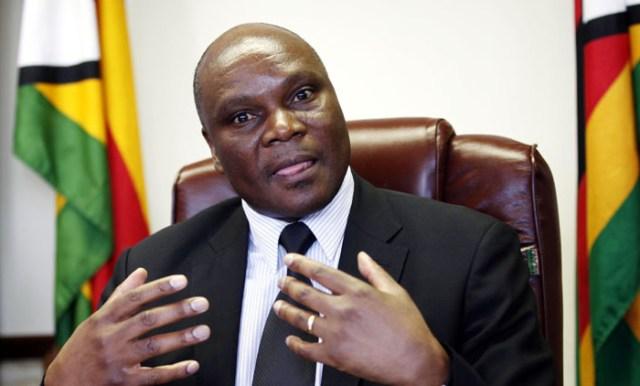 Mines and Mining Development Minister, Walter Chidakwa