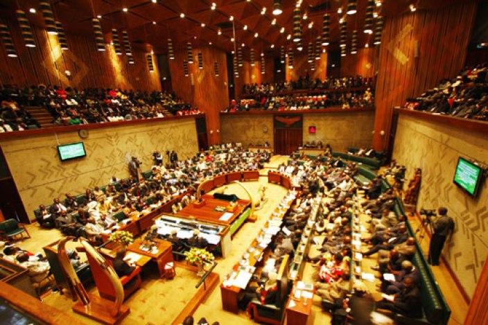 Zambia parliament