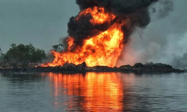 Following Wednesday's attack on a major valve at Okan in Warri South West Local Government Area of Delta State