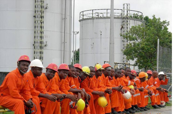 gabon-oil-workers-strike