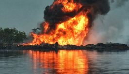 Africa Oil & Gas: Oil Pipeline Fire in Nigeria Kills 60