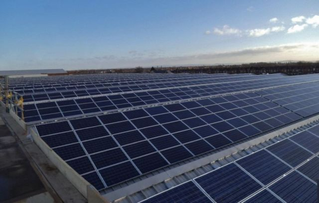 solar PV rooftop