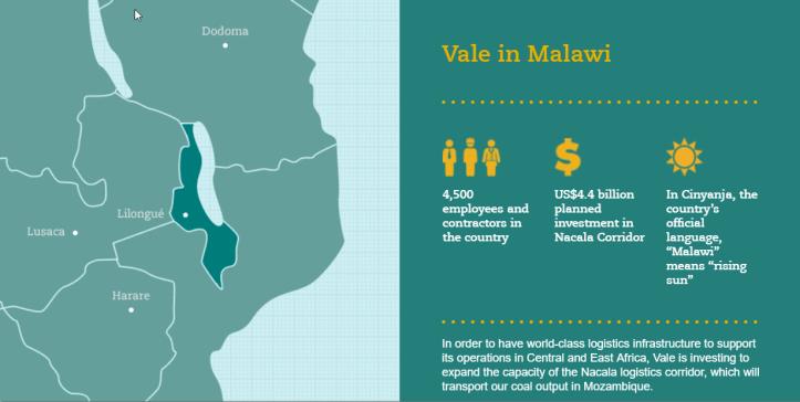 Vale in Malawi