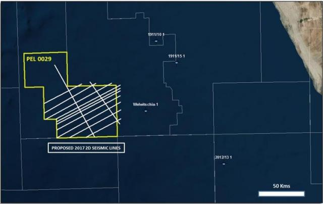 Licence 0029 Offshore Namibia-