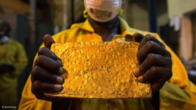 Mali Gold mining