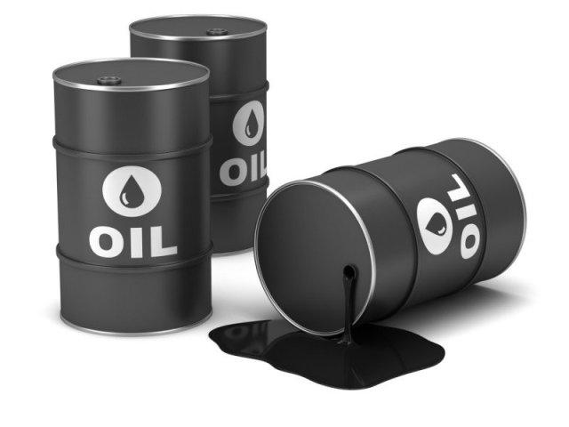 Oil crude - 57299690