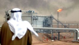 Global Market: Saudis See Need for Producers to Cut 1MM Barrels