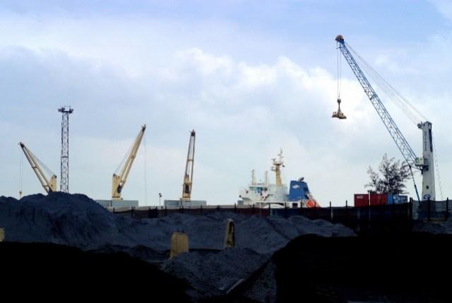 Maputo coal terminal
