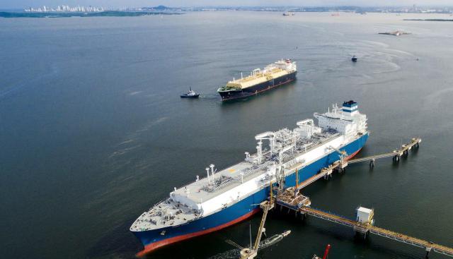 FLNG Terminal - hoegh-lng-partners