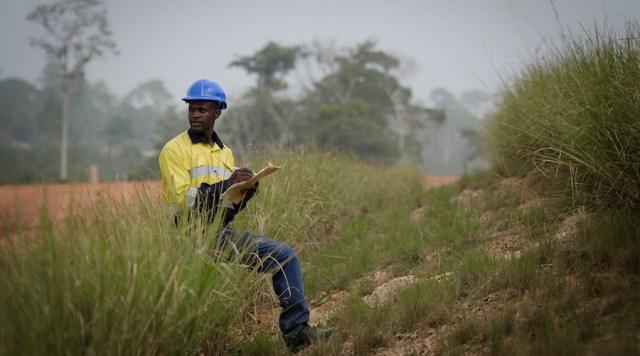 Newmont Mine Ghana