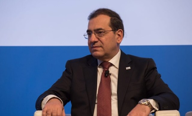 Egypt Petroleum Minister Tarek el-Molla