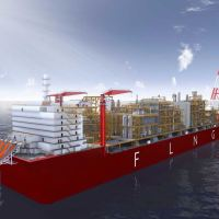 "Mozambique Oil & Gas: ""Eni's Coral South FLNG vessel construction scheduled to September"" - Samsung"