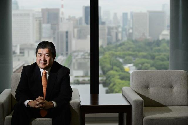 Mitsui's CEO Tatsuo Yasunaga-mitsui-a-20150521.jpg