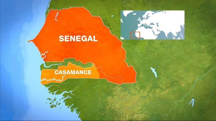 Senegal and Gambia1