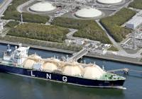 Markets: Japan's LNG imports rise 7.8 pct in Sep
