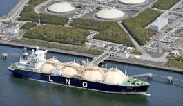 Global Markets: Japan's spot LNG price down in January