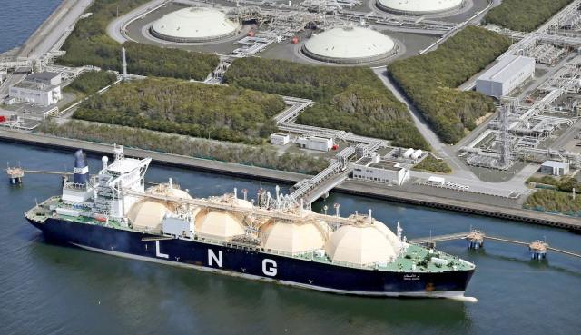 Japan - Asia lng prices - LNG