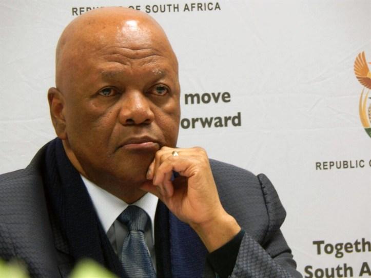 SA Energy Minister - Jeff Radebe - mozambiqueminingpost