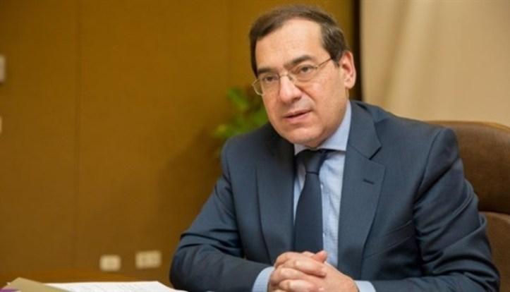 Egypt's petroleum minister Tarek El-Molla (Photo Courtesy of Egyptian Gas Association1)