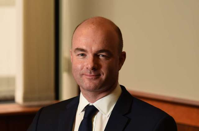 World Coal Association CEO Benjamin Sporton