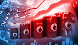 Global Markets: Crude oil prices rise, but set for  annual decline