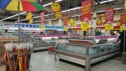 Inside Shoprite Beira