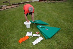 BEST ACE HOLE GOLF GAME | CORNHOLE | MADE IN THE USA