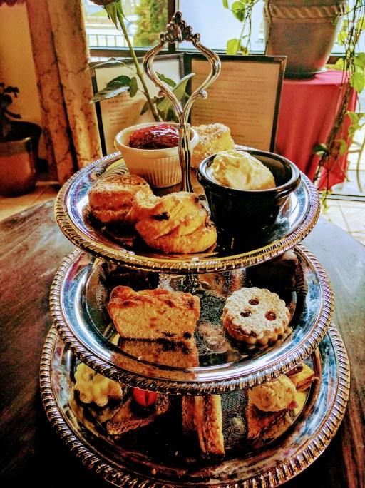 Afternoon Tea 3.17.3