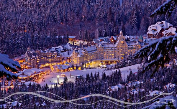 Whistler at Christmas
