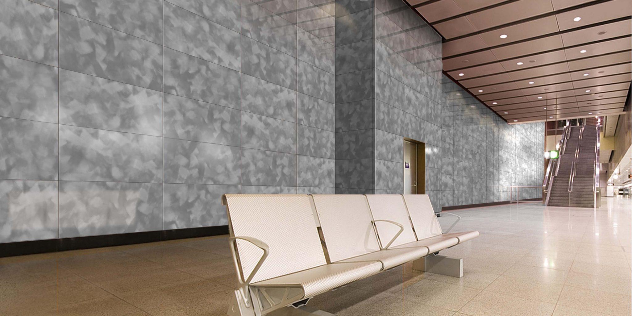 Terrace Wall Panels